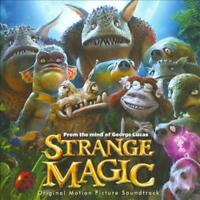 VARIOUS ARTISTS - STRANGE MAGIC USED - VERY GOOD CD