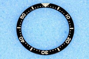 Bezel insert for Seiko old model 6309/7002/7S26(SKX) divers