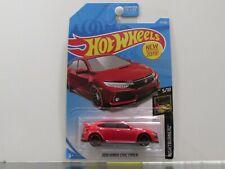 2018 Honda Civic Type R Hot Wheels 1:64 Scale Diecast Car *UNOPENED*