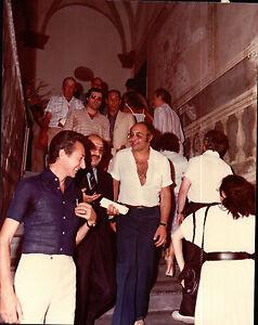 VERA FOTO ALBENGA ANGELO VIVERI INAUGURAZIONE MOSTRA ANTIQUARIA 1979 12-121G