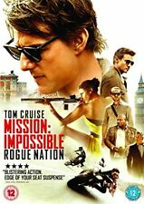 Mission: Impossible - Rogue Nation [DVD] - DVD  B6VG The Cheap Fast Free Post