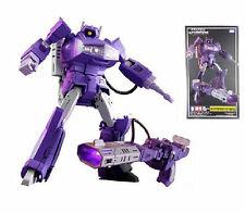 Transformers MP29 G1 Destron Laserwave Shockwave Action Figure New in Box