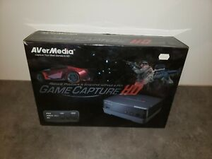 Avermedia Game Capture HD pour Wii/WiiU, Xbox360 et PS3
