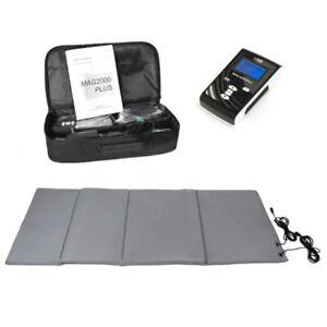 Magnetoterapia: set apparecchio MAG 2000 PLUS + materassino OSTEOMAT