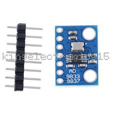 Programmable AD9833 Microprocessors Sine Square Wave DDS Signal Generator Module