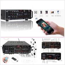 500W-2000W Bluetooth 2.0 Channel Car SUV Hifi Audio Power Amplifier 326BT+Remote