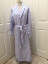2672719c45 Womens Saks Fifth Avenue Shawl Collar Turkish Waffle Weave Luxurious robes