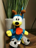Garfield's Odie In Pyjamas Play By Play Plush Collectable (vintage?)