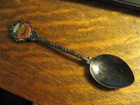 Port Arthur Tasmania Australia Vintage Souvenir Collectible Old Demitasse Spoon