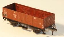 Antik Fleischmann Hochbordwagen DR 1205 Essen, Blech, Made in US Zone Germany
