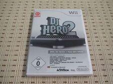 DJ Hero 2 für Nintendo Wii und Wii U *OVP*