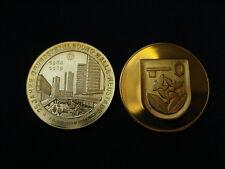 H. Re, 1989 (e722) píetra città stemma ha-NUOVO LANTERNE fisso Halle to