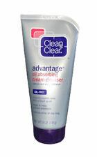 Clean & Clear Advantage Oil-Absorbing Cream Cleanser 5 Oz NEW EXP 2018