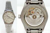 Orologio Zenith Espada automatic vintage watch zenith clock lady stainless steel