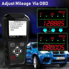 Auto OBD2 Key Immobilizer Mileage Correction EERPROM via OBD Diagnostic Tool Kit