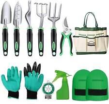 Garden Tool Set Hand Tool Gift Kit Out Door Gardening Transplanting Small Fork