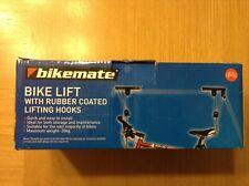 Bikemate Bike Lift With Rubber Coated Lifting Hooks for Bike max 20 kg - New