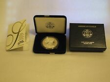 2008-W Proof American Silver Eagle Coin  - One Troy oz .999 Bullion
