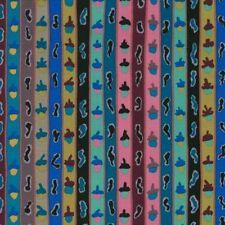 Rowan Kaffe Fassett Ribbon Stripe PWGP137 Smoky Cotton Fabric By the Yard