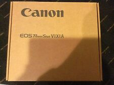 Canon Powershot Digital Camera 16.0 MP Black Wi-Fi HD 50x Zoom - SX530HS Sealed