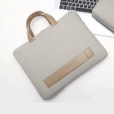 "Fashion Women's Laptop Carrying Case Pouch Faux Leather Notebook Handbag 13"" 15"""