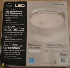"""Altair lighting 14"""" Led Flush Mount Light Fixture"""