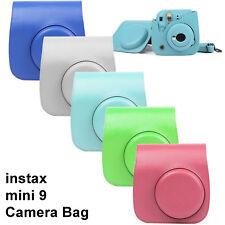 Fujifilm Instax Mini 8 9 Instant Polaroid Camera Cover Shoulder Bag Case Shell