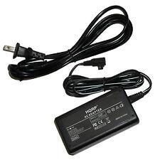 HQRP Adaptador de corriente para Sony alpha DSLR-A390 / a390 cámara digital