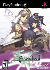 Ar Tonelico 2: Melody of Metafalica PS2 New Playstation 2