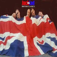 """JACK THE LAD """"British Classics"""" British Oi! Punk 4 SKINS BLITZ Red Vinyl LP"""