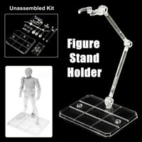 1/4X Action Figure Base Stand Holder Display For Bandai HG/RG/SD Gundam Model S