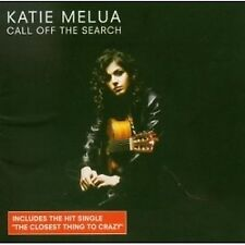 Katie Melua Call off The Search UK CD and Factory 1st Class Post