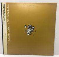 speedy j leee mitten menu Vinyl Lp