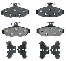 Disc Brake Pad Set Disc Brake Pad Rear Parts Plus by Raybestos PPB347