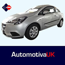 Vauxhall Corsa E 3D Rubbing Strips | Door Protectors | Side Protection Mouldings