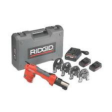 Ridgid RP 200-B Battery Press Tool Kit With ProPress Jaws