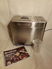 Breadman 2 Lb Professional Stainless Breadmaker