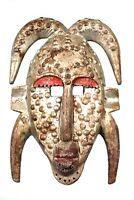 Arte Africano Arti Primo - Autentica Maschera Senoufo Del Mali - 28,5 CMS