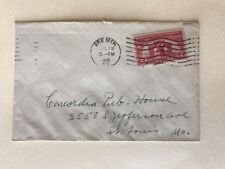 1926 Cover Postmarked Bremen Indiana