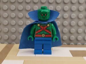 LEGO Martian Manhunter Minifigure - DC Superheroes - Brainiac Attack Set 76040