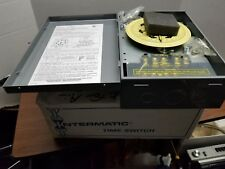 Intermatic T7401BC8 7 Day Timer  120 volt coil - 4 Pulls 40A - In box