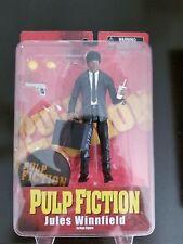 "NEW-Diamond Select Toy Movie Pulp Fiction Jules Winnfield 7"" Action Figure-NIP"