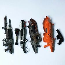 Lot 6 pcs Gears Of War Weapons accessories toy QA78