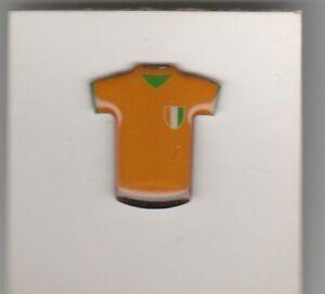 Pin metaal / metal - Voetbal / Footbal Shirt - Ivoorkust