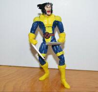 """MARVEL LEGENDS WOLVERINE Action Figure 2008 Hasbro TRU Exclusive 6"""" X-Men Comics"""