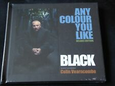 Black - Any Colour You Like DELUXE EDITION (NEW SEALED 2 x CD) COLIN VEARNCOMBE