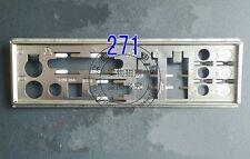 ASUS I/O IO SHIELD BACKPLATE MOTHERBOARD BLENDE FOR  M2N-E SLI, M2N-SLI #G87 XH