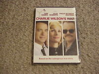 Charlie Wilsons War (DVD, 2008 Widescreen) / New! / Sealed! / Free Shipping!