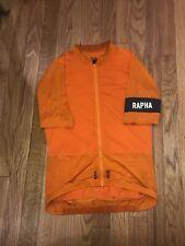 Rapha Men's Pro Team Jersey Orange/Dark Grey Small - S