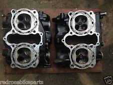 1988 Honda VFR 750 FJ RC24 Cylinder Head Set VFR750